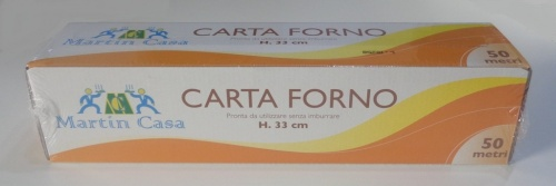 Carta Forno m.50 BOX